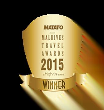 MATATO Maldives Travel Awards 2015