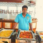 Chef Kelum Novo of Carpe Diem Maldives fleet