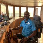 Captain Shareef of the Carpe Novo Maldives
